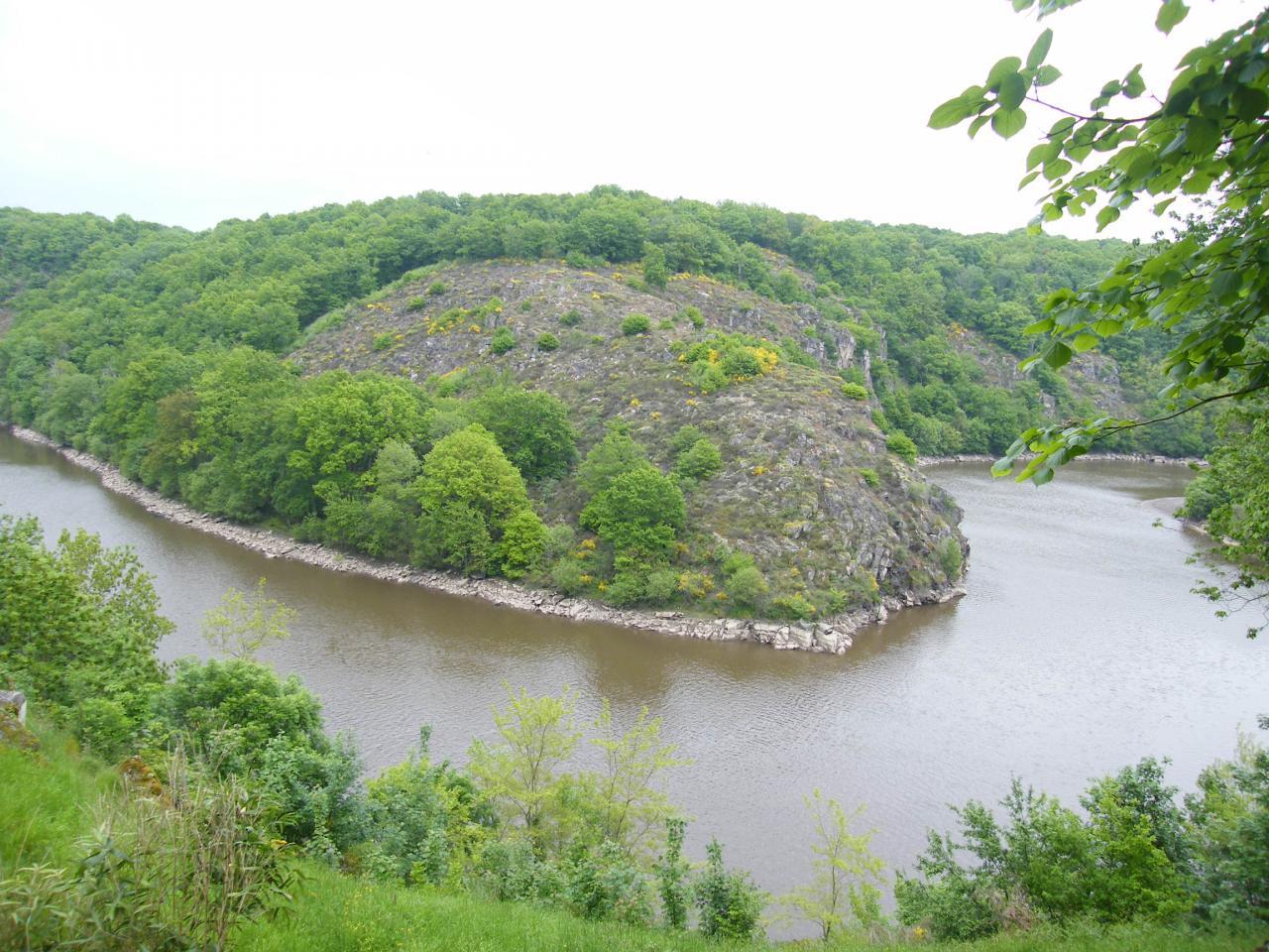 Vallée en Creuse